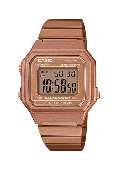 Casio Унисекс правоъгълен цифров часовник Жени