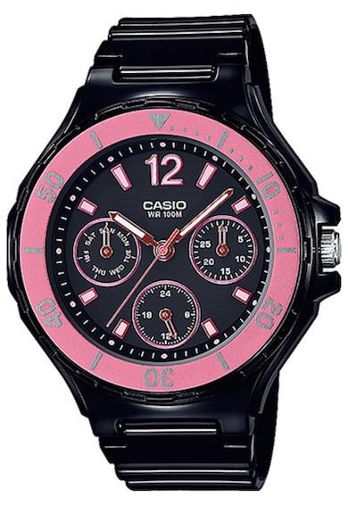 Casio Ceas quartz cu functii multiple Femei