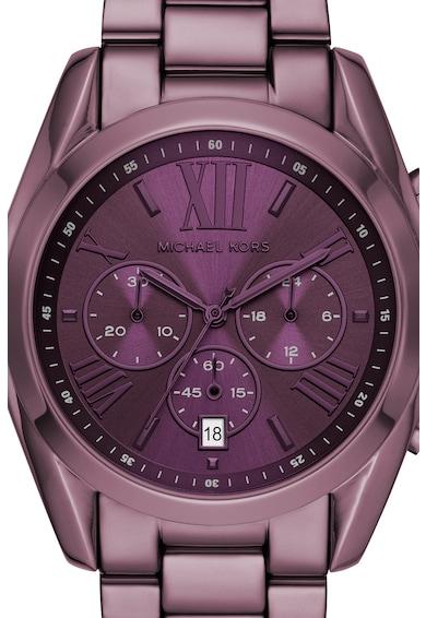 Michael Kors Часовник с хронометър и метална верижка Жени