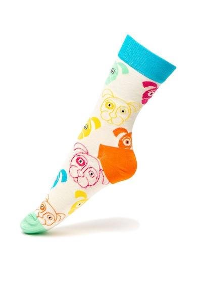 Happy Socks Set de sosete lungi unisex - 3 perechi Femei