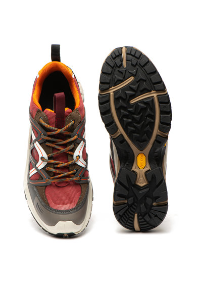 Napapijri Suptrail sneaker nyersbőr betétekkel férfi