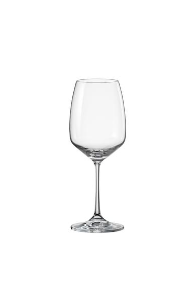 Bohemia Set 6 pahare vin  Giselle, 455 ml Femei