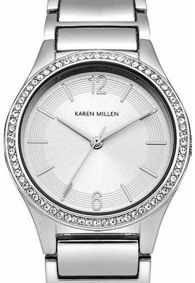 Karen Millen Ceas decorat cu zirconia Femei