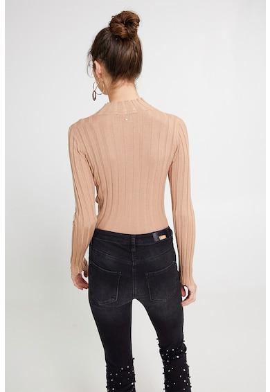 Motivi Bluza sport tricotata fin, cu aspect striat Femei