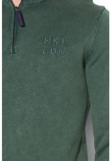 Hackett London Пуловер с бродирано лого Мъже