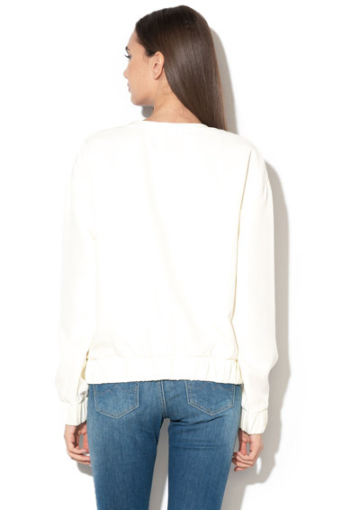 Pepe Jeans London Bluza sport cu imprimeu logo Femei