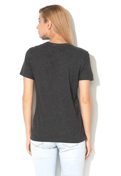 SUPERDRY Tricou cu imprimeu logo Premium Femei