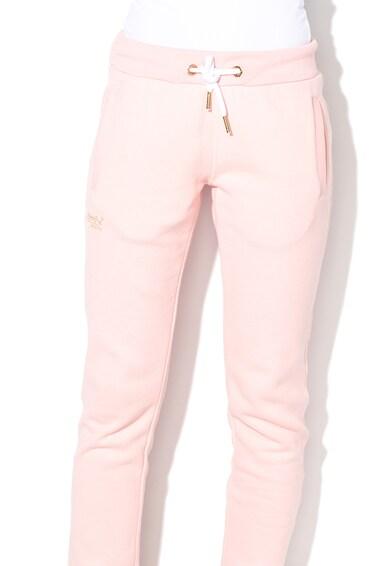 SUPERDRY Спортен панталон с лого Жени