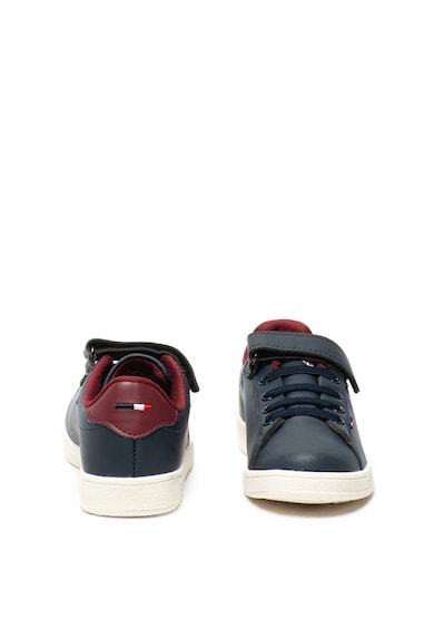 U.S. Polo Assn. Pantofi sport din piele ecologica Franco Baieti
