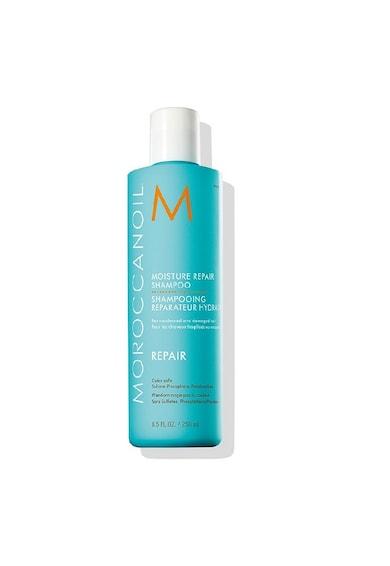 Moroccanoil Pachet Promo  pentru par deteriorat: Sampon Reparator Hidratant 250 ml, Balsam Reparator Hidratant 250 ml, Masca reparatoare 250 ml Femei