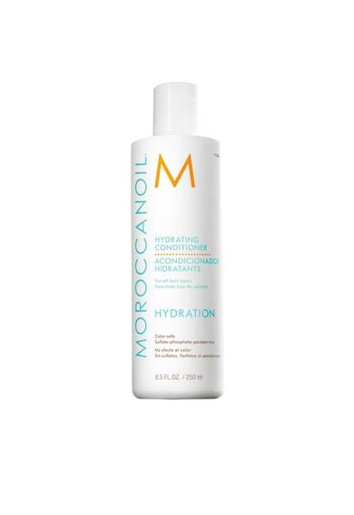 Moroccanoil Pachet Promo  pentru parul uscat: Sampon de hidratare 250 ml, Balsam de hidratare 250 ml, Tratament Original 100 ml Femei