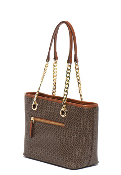 U.S. Polo Assn. Малка чанта от еко кожа с монограм Жени