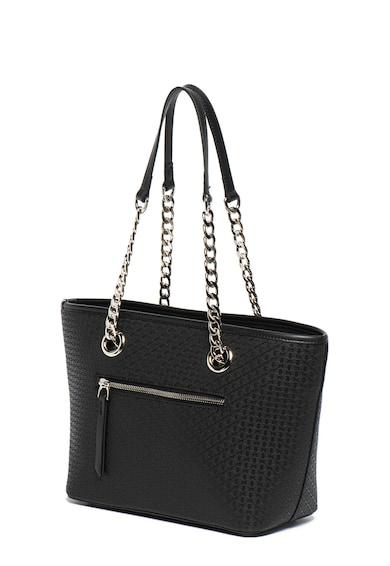 U.S. Polo Assn. Чанта за рамо от еко кожа с десен на лога Жени