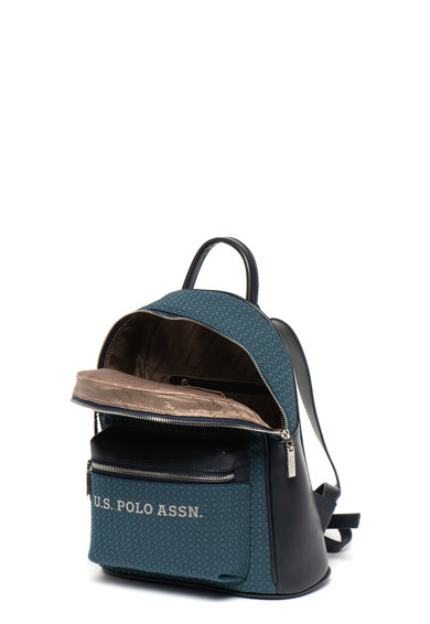 U.S. Polo Assn. Rucsac cu imprimeu logo si insertii stralucitoare Femei
