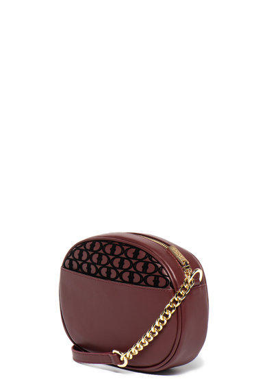 U.S. Polo Assn. Чанта от еко кожа с кадифе Жени