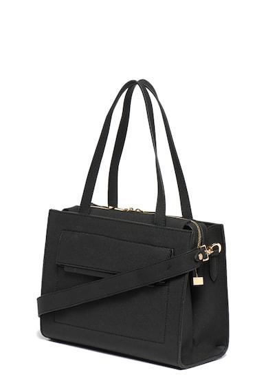 U.S. Polo Assn. Релефна чанта от еко кожа Жени