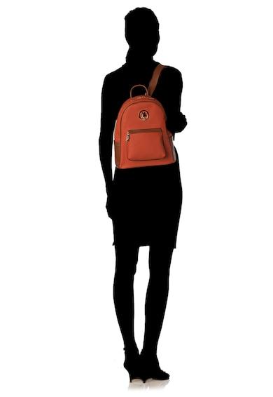 U.S. Polo Assn. Rucsac de piele ecologica cu aplicatie logo Femei