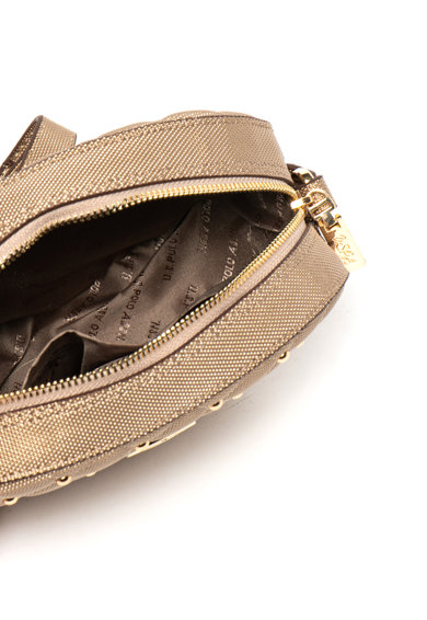 U.S. Polo Assn. Geanta de umar ovala cu nituri Femei