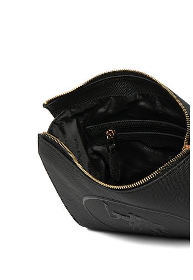 U.S. Polo Assn. Чанта с релефна повърхност и лого Жени