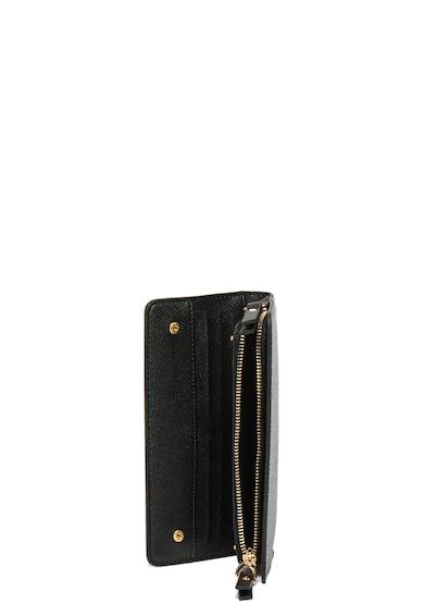 U.S. Polo Assn. Portofel din piele ecologica cu aplicatie logo metalica Femei