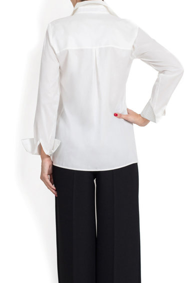 BADEN 11 Памучна риза с пайети Жени