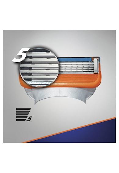 Gillette Rezerve  Fusion Manual Barbati