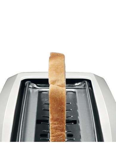 BOSCH Prajitor de paine  , long slot, 980W, 2 felii de paine, Alb Femei
