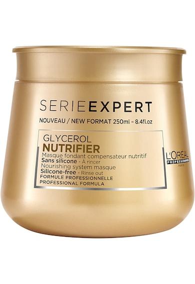 L'Oreal Professionnel Set  Serie Expert Nutrifier pentru par uscat: Sampon 500 ml, Masca 250 ml, Sampon format calatorie 100 ml, Masca format calatorie 75 ml Femei