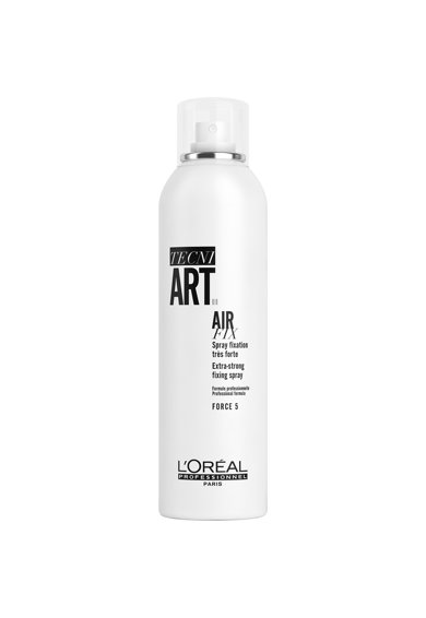 L'Oreal Professionnel Set de styling  Tecni Art: Fixativ Air Fix Spray 250 ml, Lotiune Transformer Texture 150 ml, Gel Fix Max 50 ml, Fixativ Infinium Pure 75 ml Femei