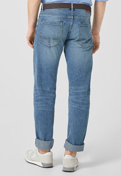 s.Oliver Close Slim Fit Jeans With Straight Leg Мъже