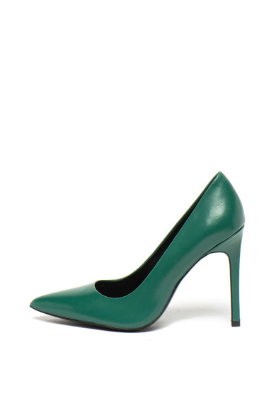 Calvin Klein Jeans Pantofi stiletto de piele Paige Femei