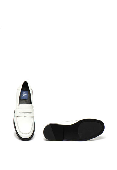 CALVIN KLEIN JEANS Pantofi loafer de piele Sabri Femei