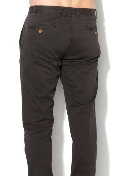 U.S. Polo Assn. Pantaloni chino cu buzunare cu nasturi Barbati