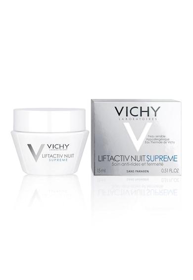 Vichy Trusa  Liftactiv Supreme: Crema antirid pentru ten normal-mixt 50 ml, Crema de noapte 15 ml Femei
