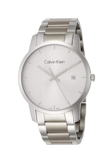 Calvin Klein Ceas din otel inoxidabil Barbati