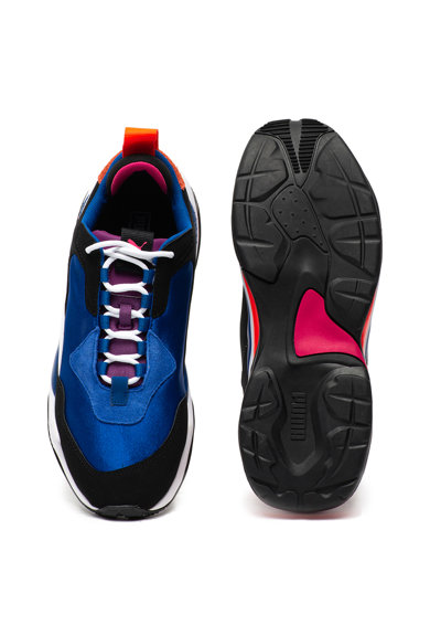 Puma Thunder 4 Life sneaker nyersbőr betétekkel férfi