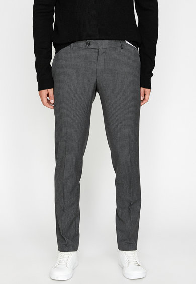 KOTON Pantaloni eleganti slim fit Barbati