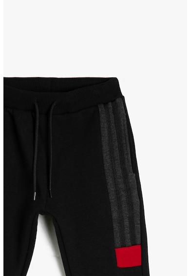 KOTON Pantaloni sport conici, in dungi, cu buzunare Baieti