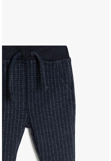 KOTON Pantaloni sport in carouri cu buzunare frontale Baieti
