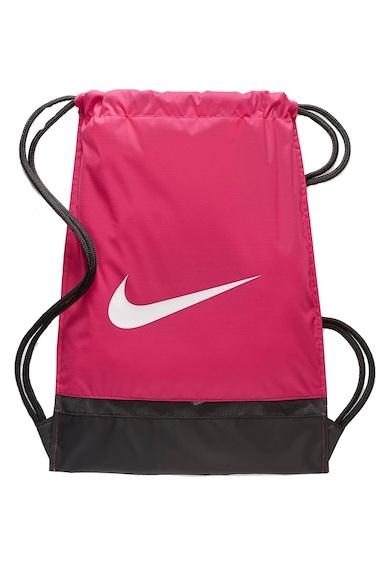 Nike Rucsac  Brasilia Training, Black/Pink, Unisex, 24L Femei