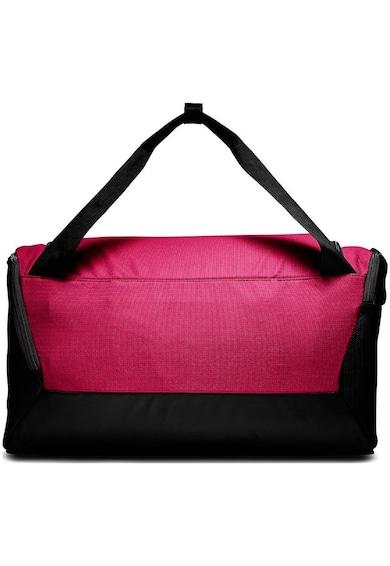 Nike Geanta duffle  Brasilia S, Pink/Black, Unisex, 41L Femei
