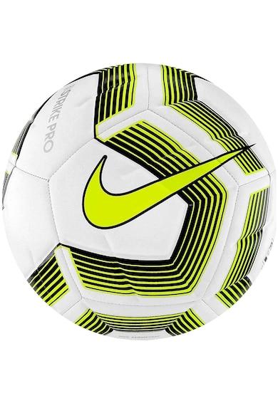Nike Minge fotbal  Strike team FIFA, White/Black/Volt, Unisex, Femei