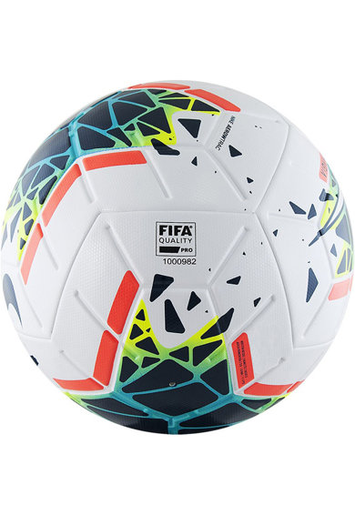 Nike Minge fotbal  Magia, White/Obsidian/Blue, Unisex, Femei