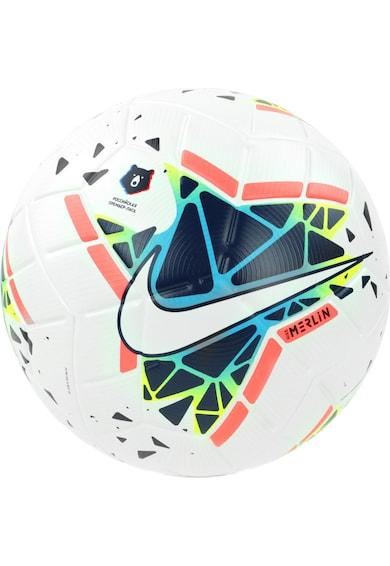 Nike Minge fotbal  Russian Premier League Merlin, White/Obsidian, Unisex, Femei