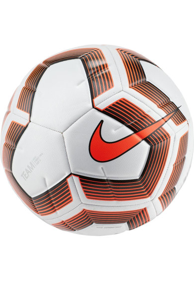 Nike Minge fotbal  Strike Pro Team, White/Black/Orange, Unisex, Femei