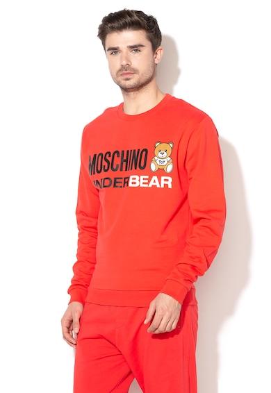 Moschino Домашен суитшърт с лого Мъже