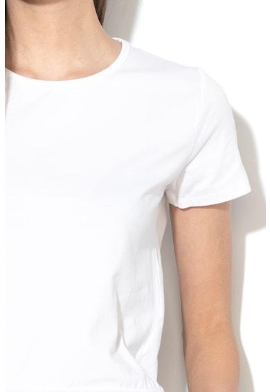 Moschino Tricou de casa, cu banda logo Femei