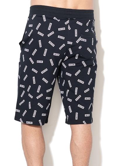 Moschino Долна част на пижама с лого Мъже