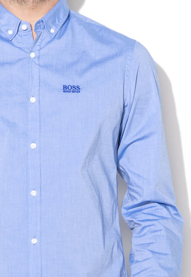 Boss Hugo Boss Camasa regular fit cu detaliu logo brodat Biado Barbati
