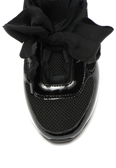 Liu Jo Pantofi sport slip-on inalti cu detalii lacuite Karlie Fete